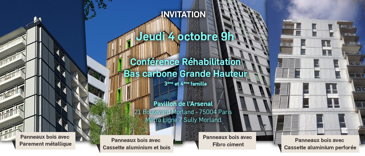 CONFERENCE REHABILITATION BAS CARBONE GRANDE HAUTEUR